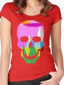 Skullimb Women's Fitted Scoop T-Shirt
