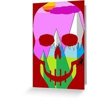 Skullimb Greeting Card