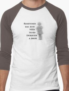 Miss Peregrine's Home for Peculiar Children - Quote Men's Baseball ¾ T-Shirt