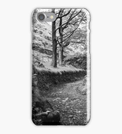 Mystery lane  iPhone Case/Skin