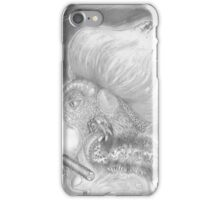 Breathing is Commutation. iPhone Case/Skin