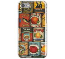 Canned iPhone Case/Skin