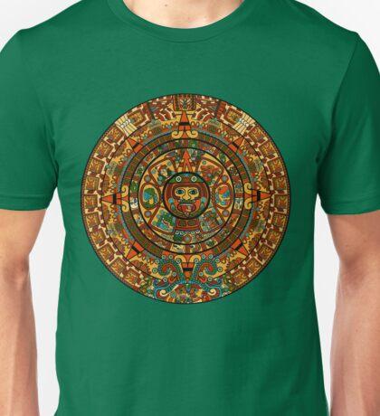 Where's Waldo? - Mayan Calendar Unisex T-Shirt