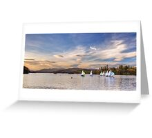 Windermere Lake  Greeting Card