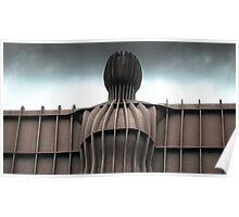 Angel of the North Poster
