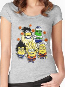 DespicaBall Z Women's Fitted Scoop T-Shirt