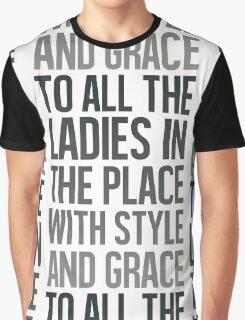 Big Poppa Graphic T-Shirt