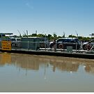 0997 The Ferry by DavidsArt