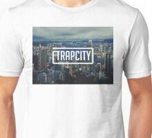 Trap City wallpaper Unisex T-Shirt