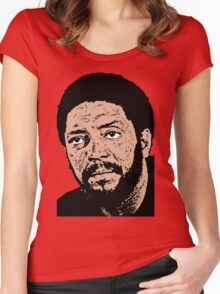 Maurice Bishop Women's Fitted Scoop T-Shirt