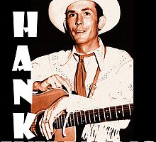 Hank Williams by jerry2016