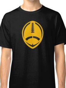 Gold Vector Football Classic T-Shirt
