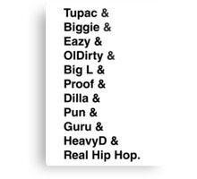 Best rappers Metal Print