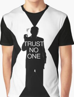 ♥♥♥ TRUST NO ONE X FILES ♥♥♥ Graphic T-Shirt
