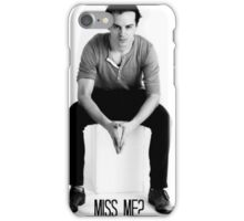 Jim Moriarity - Miss Me? iPhone Case/Skin