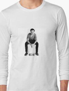 Jim Moriarity - Miss Me? Long Sleeve T-Shirt