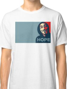 Anonymous Hope Classic T-Shirt