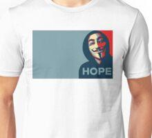 Anonymous Hope Unisex T-Shirt