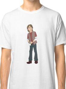 Robert Carlyle - Dr. Nicholas Rush Classic T-Shirt