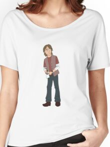 Robert Carlyle - Dr. Nicholas Rush Women's Relaxed Fit T-Shirt