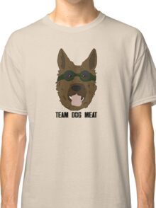 Team Dog Meat Classic T-Shirt