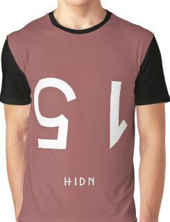 HIDN.10 Graphic T-Shirt