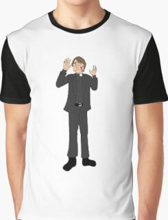 Robert Carlyle - Father MacAvoy Graphic T-Shirt