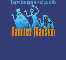 Haunted Mansion Attraction Poster T-Shirt