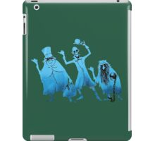 Haunted Mansion Attraction Poster iPad Case/Skin