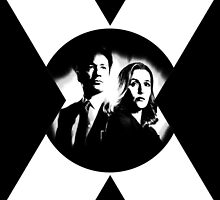 ♥♥♥ MULDER & SCULLY X FILES ♥♥♥ by weeaboofactory