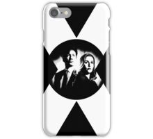 ♥♥♥ MULDER & SCULLY X FILES ♥♥♥ iPhone Case/Skin