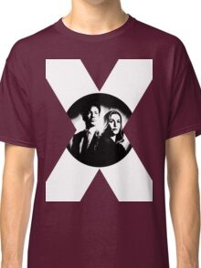 ♥♥♥ MULDER & SCULLY X FILES ♥♥♥ Classic T-Shirt
