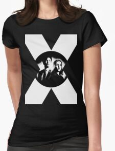 ♥♥♥ MULDER & SCULLY X FILES ♥♥♥ Womens Fitted T-Shirt