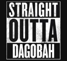 Straight Outta Dagobah by Robert Partridge