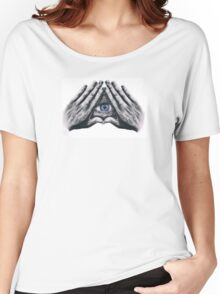 All Seeing Eye Women's Relaxed Fit T-Shirt