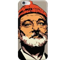 "Bill Murray "" Air Painting "" iPhone Case/Skin"