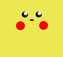 Pikachu by CalistaK