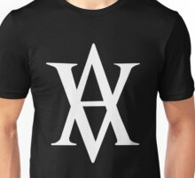 Vampire Academy White Logo Unisex T-Shirt