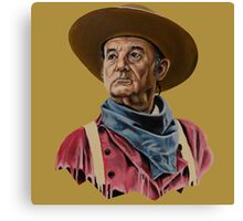 "Bill Murray "" Koboi Painting Art "" Canvas Print"