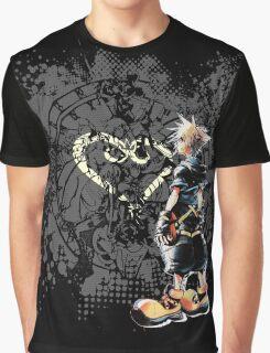 Sora heart world Graphic T-Shirt
