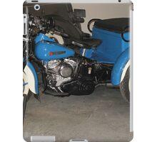 Harley Servicar iPad Case/Skin