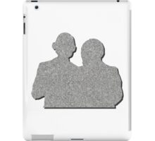 granite punk iPad Case/Skin