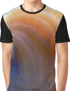 Seashell and Sunlight Graphic T-Shirt