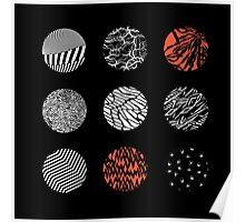 Blurryface - Twenty One Pilots Album Cover Poster
