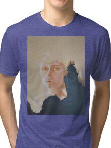 Burnt Paper  Tri-blend T-Shirt