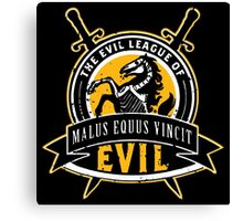 Evil League of Evil Canvas Print