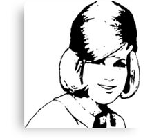 Dusty Springfield Canvas Print