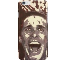 Christian Bale- American Psycho  iPhone Case/Skin