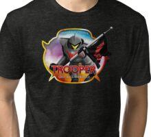 Trooper Beer - The Evil Horde Tri-blend T-Shirt