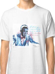 Humphrey Bogart from Casa Blanca Classic T-Shirt